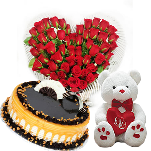 flowers and cake home delivery Hyderabad