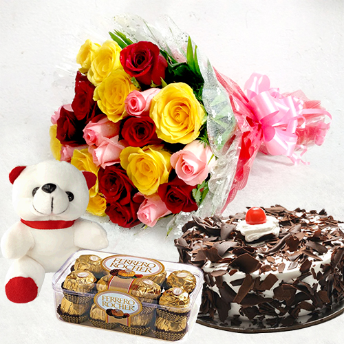 cake n flowers delivery in hyderabad